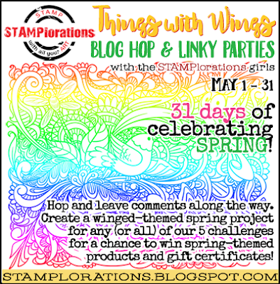 STAMPlorations Spring Blog Hop